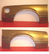 Ford Fox Mustang Quarter Panel Set Left And Right 1979-1993 Schott