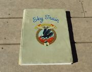 Ww2 Us Army Military 67th Troop Carrier Squadron Unit History Book