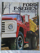 Ford F Series Truck Brochure Sep 1970 Canadian Market