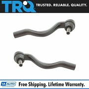 Trq Outer Tie Rod Pair Driver Passenger Sides For Durango Grand Cherokee
