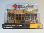 Woodland Scenics O Scale J Frank's Grocery Store Built And Ready Gauge Wds5851 New