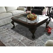 7and0398x10and0391 Wool And Silk Hand-knotted Broken Design Fine Oriental Rug R40544