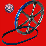 2 Blue Max Ultra Duty Urethane Band Saw Tires For Grizzly Model G0513p Bandsaw