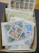 Edw1949sell Ww Topical Christmas Beautiful And Comprehensive Lot Of All Vf Mnh