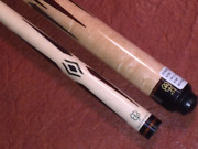 Mcdermott Pool Cue With One I2 Shaft. Model G708. Wrap-less Cue.