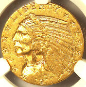 1911-s 5 Ms61 Ngc-indian
