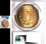 1879 1 Ms65 Pcgs/cac- Only 290 In Higher Grade