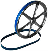 2 Blue Max Urethane Band Saw Tires For Toolkraft Model 385 C Band Saw