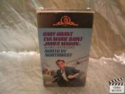 North By Northwest Vhs Cary Grant Eva Marie Saint James Mason Alfred Hitchcock
