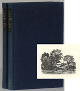 Bruce Rogers Complete Works Of Robert Frost Signed 1951 Limited Edition