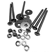 Chevrolet Chevy Gmc Truck Bed To Frame Bolt Kit 1/2t Short Bed 1934-1946