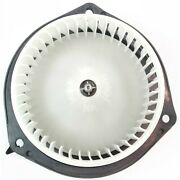 22792042 Gm3126119 New Blower Motor Front For Chevy Chevrolet Impala Grand Prix