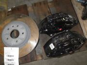2017 Corvette Z51 Front And Rear Brake Calipers W Pads And Rotors 995621
