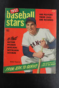 1952 Baseball Stars Magazine With Bobby Thomson On The Cover Giants