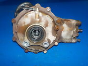 Yamaha Big Bear 350 Se 1999 Front Differential Good Used Condition