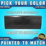 New Painted To Match Tailgate Assembly No-lock For 2010-2018 Ram 1500 2500 3500