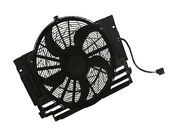 Bmw E53 Auxiliary Fan +shroud Front Of Radiator Oem Behr Cooling Electric Blower