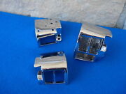 For Harley Big Twin Dyna And Sportster Custom Switch Housings 1982-95