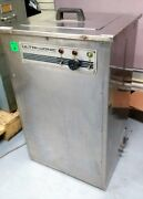 Euromedica Ultrasonic Made In Italy Tank 13-3/4 X 10 X 12 Deep 220 Volts Si