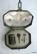 Traditional Collectible Old Pan Dan Betel Nut Box Tobacco Box Indian Antiques