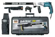 Simpson Strong-tie Pro300sm25k Quick Drive System With 300s Makita 25k