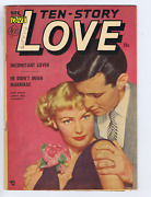 Ten-story Love V30 5 Ace Pub 1952 Canadian Edition