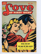 Love At First Sight 17 Ace Pub 1952 Canadian Edition