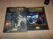 Savage Worlds Rpg Interface Zero 2.0 Core Rulebook Limited Signed Edition