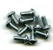 S18 Screws 10 For American Flyer S Gauge Scale Steam Engines Accessories Parts