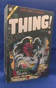 Pre Code Classics Selected Works The Thing Slipcase Vol 1 And 2 2014 New Mint
