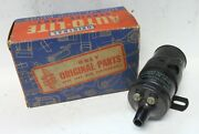 Nos Auto-lite Ignition Coil Cad-4003 1956-1959 Ford 600