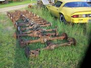 Gm Buick Olds Pontiack 10and12 Bolt Posi Rears Lot 15