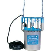 Kasco 1/2 Hp De-icer With 50and039 Power Cord