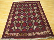 5x7 Super Fine High Quality Intricate Museum Handmade Knotted Wool Rug 582185