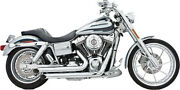Freedom Performance Declaration Turn-out Exhaust System Chrome-hd00060