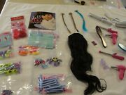 American Girl Doll Hair Accessories Lot