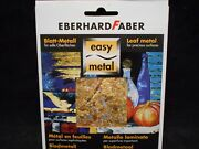 Eberhard Faber Easy Metal 8781-99 Gold Copper Silver Flakes Gold Leaf Covering