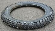 Lien Shin 3.50/3.25-17 Motorcycle Tire Traction Street Tread Tyre Nos