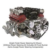 Front Runner Drive Serpentine Kit Bb Chevy Bright Ac Alt No Ps 172022