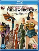 New Justice League - The New Frontier Commemorative Edition Blu-ray