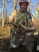 2021 Muzzle Loader Late Season Hunt Outfitter Guided Whitetail Hunting Trip