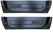 Chevygmc Pickup Door Bottom With Louvers Set Left And Right 1973-1991