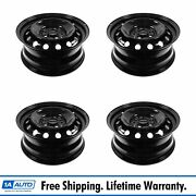 16 Inch Steel Replacement Wheel Rim New Set Of 4 For 06-11 Honda Civic