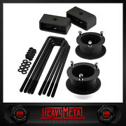 3 Front + 2 Rear Lift Kit For Dodge Ram 2500 / 3500 1994-2002 4wd 4x4