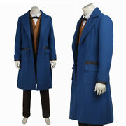 Fantastic Beasts And Where To Find Them Newt Scamander Costume Halloween Costume