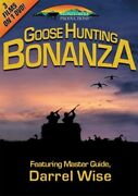 Goose Hunting Bonanza - Featuring Master Guide, Darrel Wise - Hunting Dvd