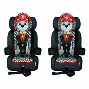 Kidsembrace Nickelodeon Paw Patrol Marshall Combo Booster Car Seat 2 Pack