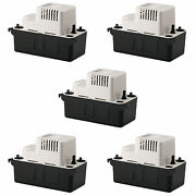 Little Giant Vcma-15ul Series 1/2 Gallon Tank Condensate Removal Pump 5 Pack