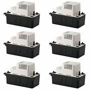 Little Giant Vcma-15ul Series 1/2 Gallon Tank Condensate Removal Pump 6 Pack