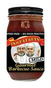 Two Fat Guys 111 18 Oz Mild Bbq Sauce - Pack Of 12